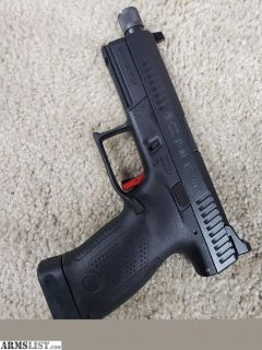For Sale: CZ P10C Threaded