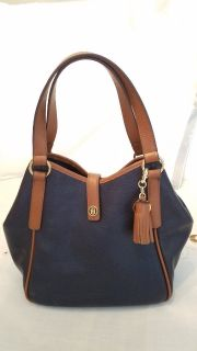 Purse - Navy blue