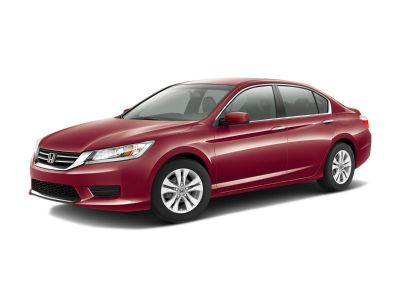 2015 Honda Accord LX (Alabaster Silver Metallic)