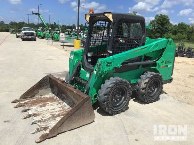 2014 Bobcat S510 Skid-Steer Loader