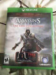 Assassin s Creed for X-Box