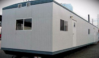 Job Site Offices, Construction offices and mobile classrooms - Lease or buy