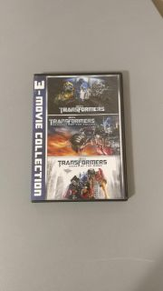 3 - MOVIE COLLECTION - TRANSFORMERS