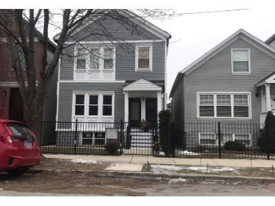 3 Bed 2 Bath Preforeclosure Property in Chicago, IL 60647 - N Campbell Ave