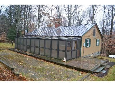 2 Bed 1 Bath Foreclosure Property in East Wallingford, VT 05742 - Bear Mt Rd