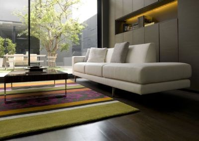 About Contemporary Rugs and Modern Rugs