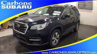 2019 Subaru Ascent Premium (Crystal Black Silica)