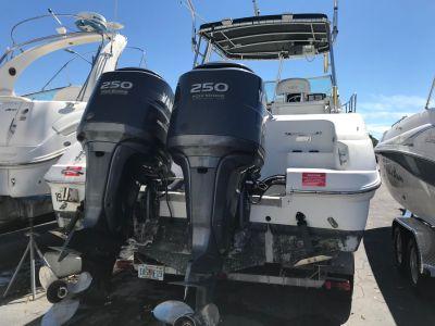 2002 Wellcraft 270 Coastal Saltwater Boats Holiday, FL
