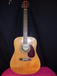 FIRST ACT Acoustic Guitar MG411