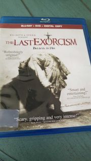 The last Exorcism BluRay - DVD - missing Digital Copy