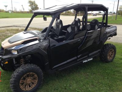 2019 Polaris General 4 1000 EPS Ride Command Edition Side x Side Utility Vehicles Elkhorn, WI