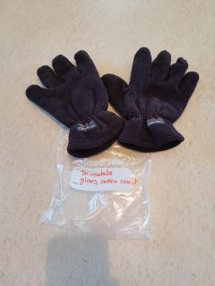 Thinsulate gloves Women's small