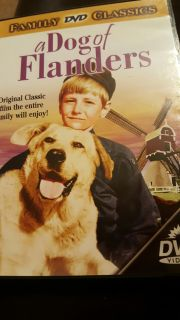 A Dog of Flanders dvd