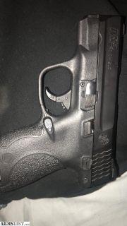 For Trade: S&W MP 40 shield