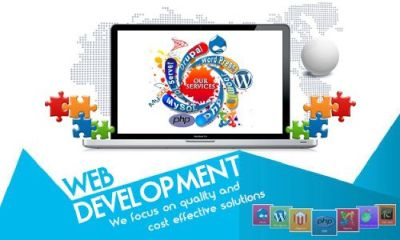 Choose Best custom web development Company for your Business Website