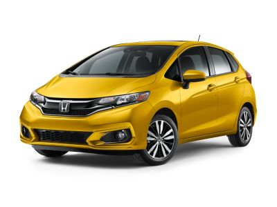 2019 Honda Fit EX (Modern Steel Metallic)