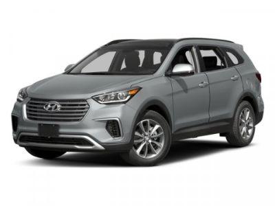 2017 Hyundai Santa Fe GLS (Night Sky Pearl)