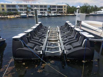 18K Hydro Hoist boat lift for sale