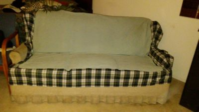 Old Sofa Bed Just come pick it up for Free!
