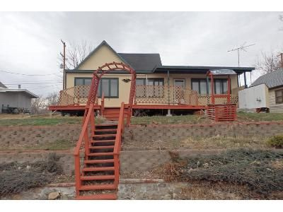 3 Bed 2 Bath Foreclosure Property in Cascade, MT 59421 - Front St S