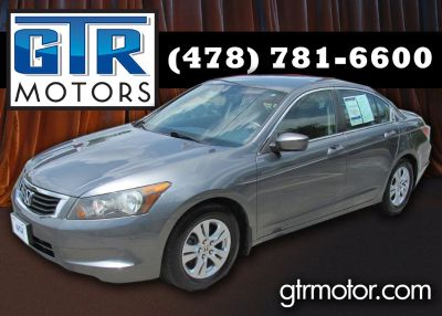 2009 Honda Accord LX-P (Grey)