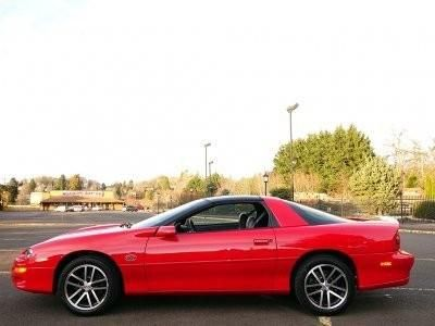 2002 Chevrolet Camaro SS : Muscle Cars For Sale