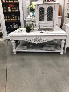 Reduced - Large French Coffee Table