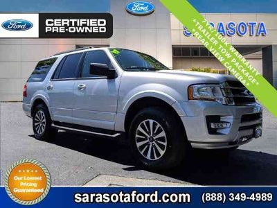 2017 Ford Expedition XLT*3.5L ECOBOOST*TRAILER TOW PACKGE*REAR CAMERA*REVERSE