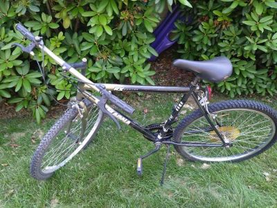 26 inch Mens Magna RX 21 Speed Bike - Shimano Equipped