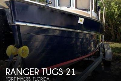 2008 Ranger Tugs 21EC