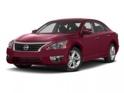 2013 Nissan Altima 3.5 S (Java Metallic)