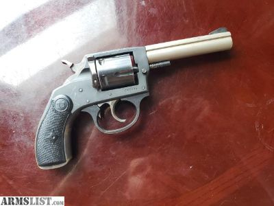 For Sale: Iver Johnson .38