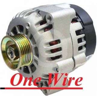 Sell alternator HIGH AMP 1 One Wire Chevrolet Blazer GMC Jimmy 4.3L Tahoe Suburban motorcycle in Porter Ranch, California, United States, for US $145.12