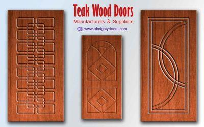 Custom Wooden Doors and Frames Manufacturer/Supplier