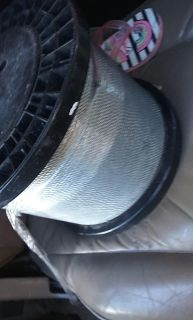 Full spool of cable