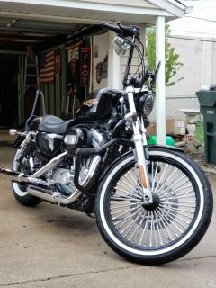 2010 Harley-Davidson SPORTSTER 883 LOW