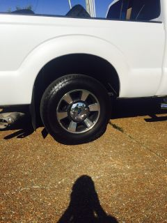 Ford F250 Wheels & Tires Priced to sell!!