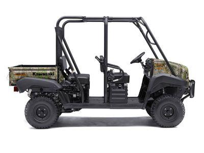 2016 Kawasaki Mule 4010 Trans4x4 Camo Side x Side Utility Vehicles Wichita Falls, TX