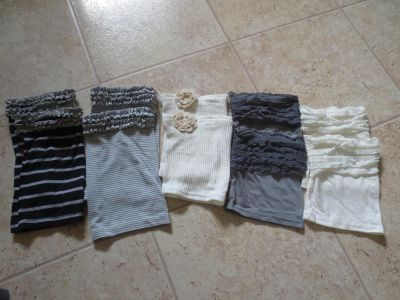 Boot cuffs like new $10 for all