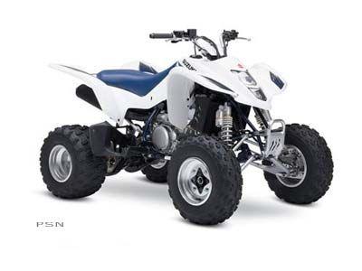 2007 Suzuki QuadSport Z400 ATV Sport Van Nuys, CA