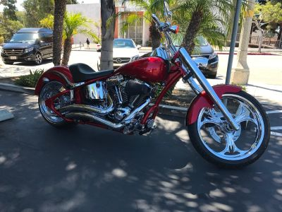 2007 Thunder Mountain Custom FIRESTONE