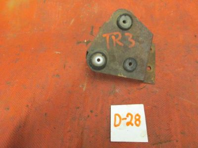 Purchase Triumph TR3, Original Windshield Wiper Motor Mounting Bracket, !! motorcycle in Kansas City, Missouri, United States, for US $24.99