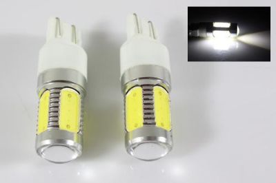Sell 2X 7443/7444 SUPER WHITE 16W SMD LED PARKING TURN SIGNAL BUMPER BRAKE LIGHT BULB motorcycle in Los Angeles, California, US, for US $33.23