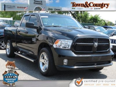 2016 RAM RSX Tradesman (Black Clearcoat)