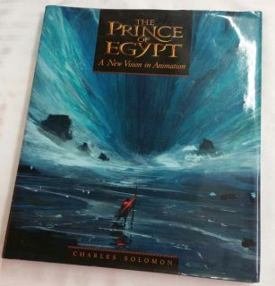 The Prince of Egypt A NEW VISION IN ANIMATION