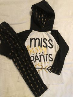 Miss Sassy Pants outfit