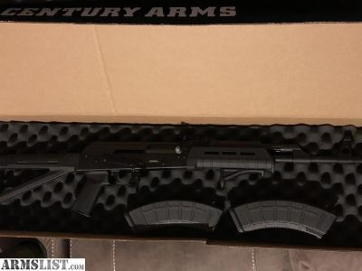 For Sale: Century arms Ras47 Magpul