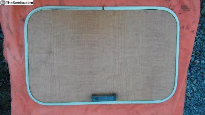 Westfalia SO-42 Wardrobe Cabinet Rear Door