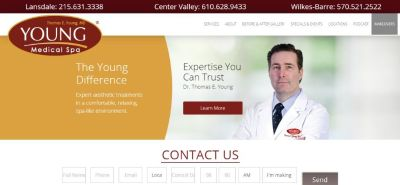 Aesthetic & Cosmetic Dermatology | Lansdale, PA | Young Medical Spa