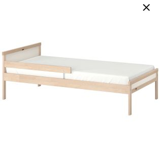 Ikea toddler bed (bunk bed)